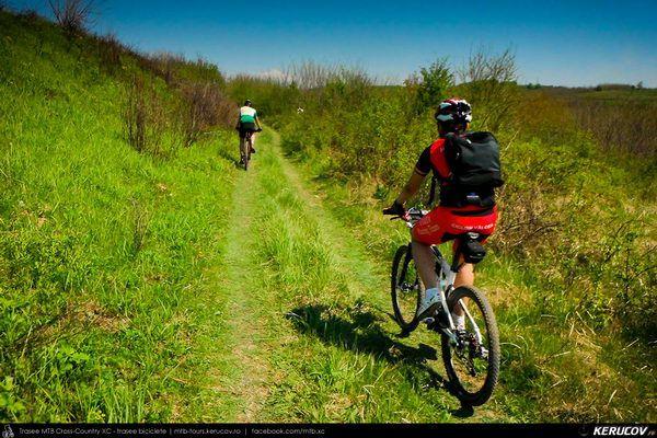 Trasee cu bicicleta MTB XC - Traseu MTB Topoloveni Bike Adventure - TBA Primavara 2015: Topoloveni - Botarcani - Crintesti - Glambocelu - Baila - Topoloveni (concurs MTB) de Andrei Vocurek