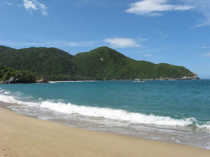 Parco nazionale Tayrona, Colombia