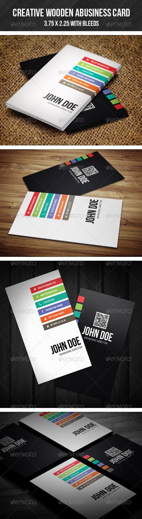 Creative Business Card - 11 - Creative Business Cards