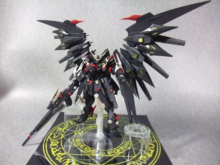 GUNDAM GUY: 1/100 Gundam Wing Bardiche Custom - Custom Build