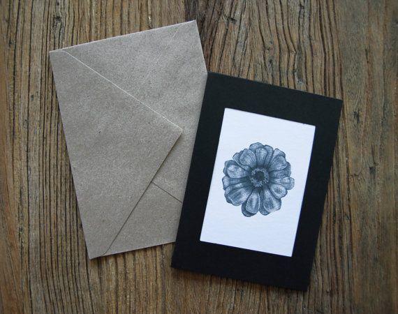 Greeting Card, cute birthday card, pencil drawing, bday card, happy birthday, greeting cards handmade, gift idea, illustration print