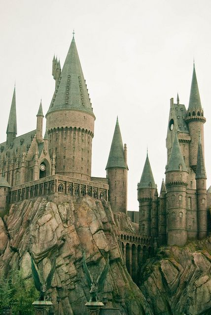 Another castle with no caption...  it's somewhere on the planet.