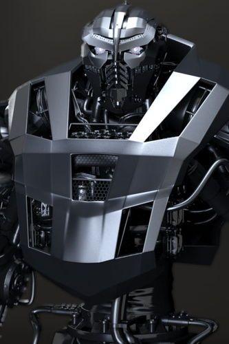 VENATOR Mechanical battle robot