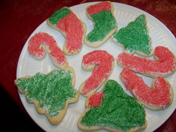 Christmas Dessert Day!