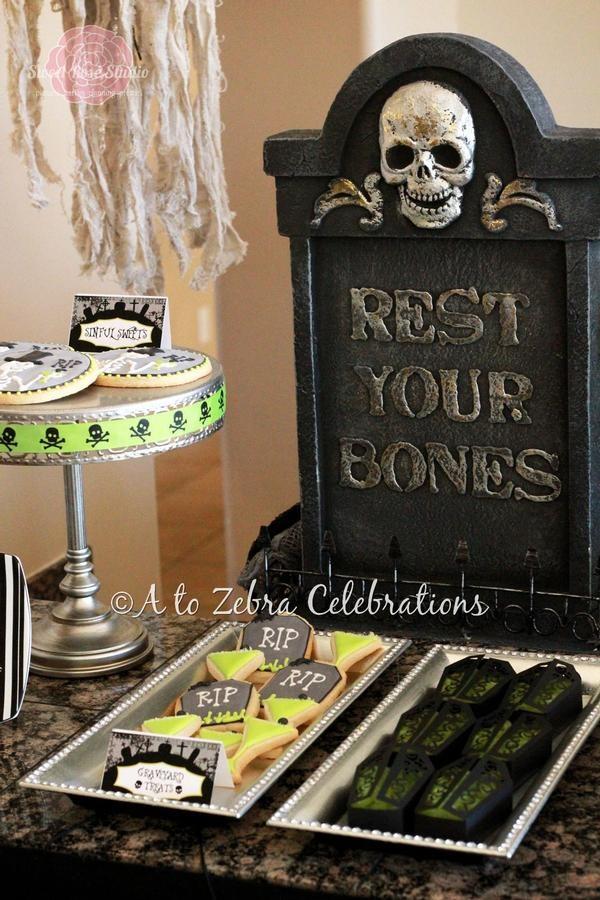 Halloween Party Favor Ideas