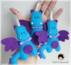"""Dragon Miguel é um nome hebraico, que significa """"igual a Deus"""".   Nome de um dos sete arcanjos de Deus.       30 dragões para lembrancinhas de..."""