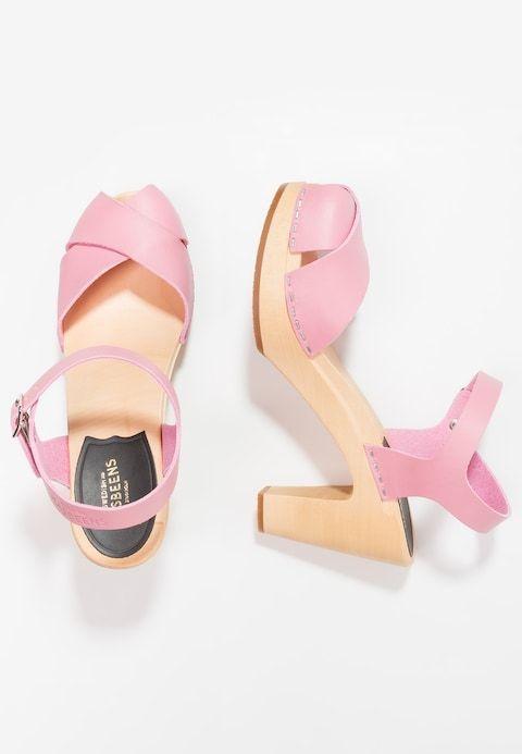 purchase cheap 0c3ea 746b0 MERCI - Clogs - pink @ Zalando.at 🛒 | A Woman's Right to ...