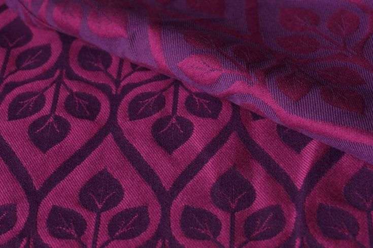 Yaro Slings La Vita Purple-Pink Wrap (wool) 8/3/2015