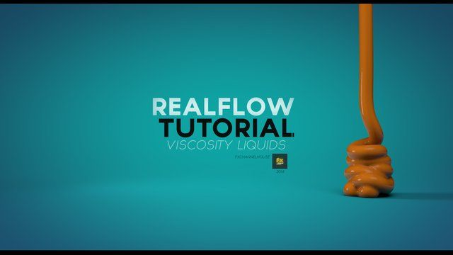 Realflow viscous liquids tutorial (Breakdown of Labtests one by FxChannelHouse) on Vimeo