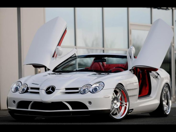 BRABUS Mercedes Benz SLR McLaren Roadster Photos With Close Ups Of The  Exterior And Interior Of The Car. View All 16 Hd Pictures Of This Model.