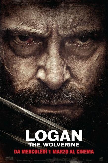 Logan - The Wolverine (CAM) USA: 2017 Genere: Supereroi Durata: 135' Regia: James Mangold Con: Hugh Jackman, Elizabeth Rodriguez, Patrick Stewart, B