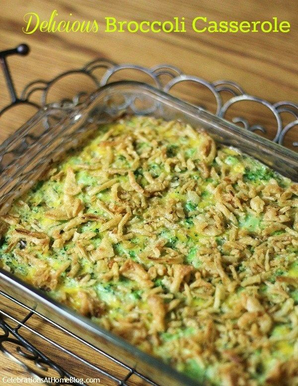 broccoli casseroleGreen Beans Casseroles, Sidedishes, Side Dishes, Cooking Recipe, Dishes Casseroles, Delicious Broccoli, Thanksgiving Recipes, Yummy Stuff, Broccoli Casseroles