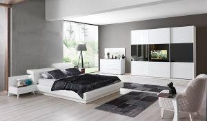 inegöl Madrid Televizyonlu Yatak Odası (32 İNÇ)