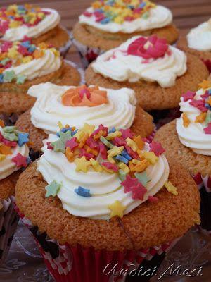 undici mesi: Muffin al mascarpone