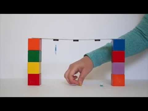 Easy Science Experiments for Kids: Gravity Activity with Paperclips - Buggy and Buddy
