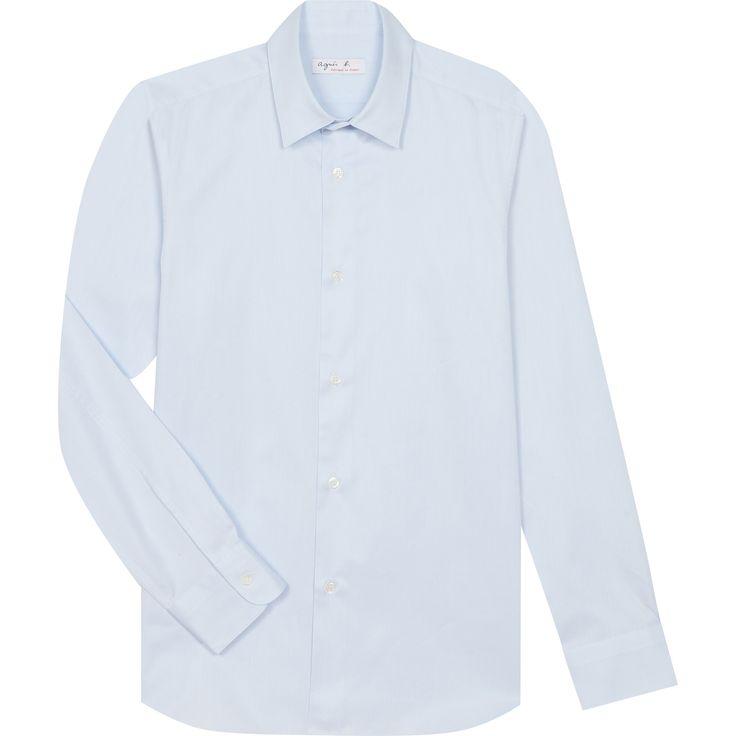 chemise andy ciel