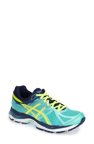 ASICS®+'GEL-Cumulus® The best running shoe for me! I just ordered another  pair because I am approaching my max mileage.