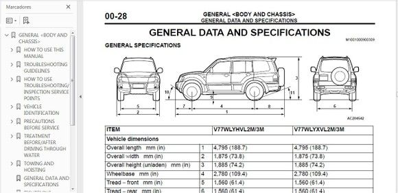 Mitsubishi Montero 2003 L200 2002 Repair Service Manual Repair Mitsubishi Repair Manuals