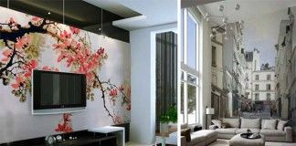 Kreatívne nápady na nádherné nástenné tapety, ktoré budete chcieť tiež