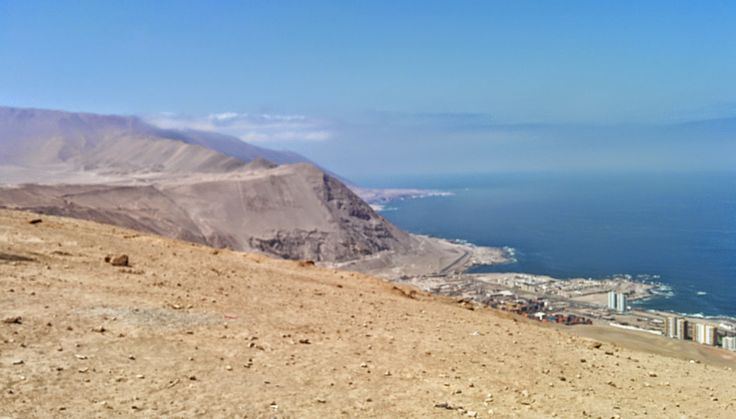 Fly the World: Unser 1. Dezember in Iquique