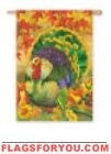 Turkey Garden Flag - 4 left