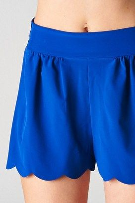 Payton Shorts in Royal Blue - Catch Bliss Boutique
