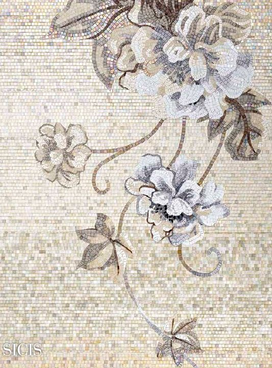 SICIS Orientale Collection Mosaic Tile Art