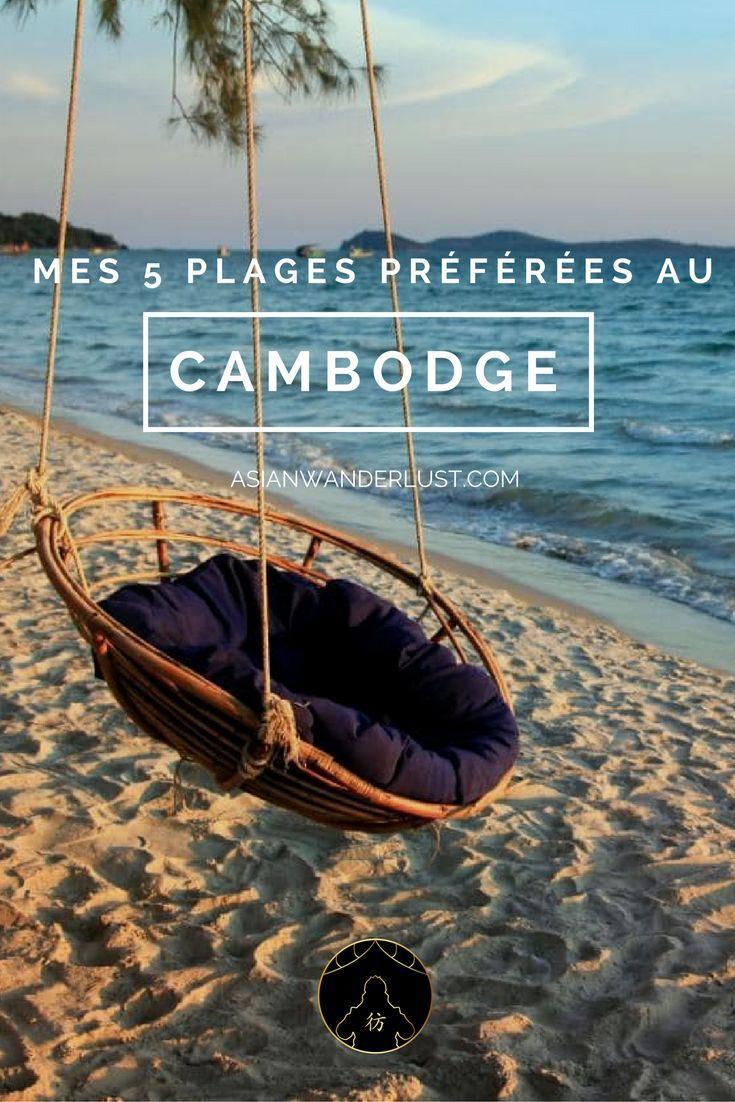 Plage Cambodge - Le top 5 des plages à visiter absolument au Cambodge