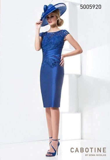 photo of ladies formal daywear design by Cabotine
