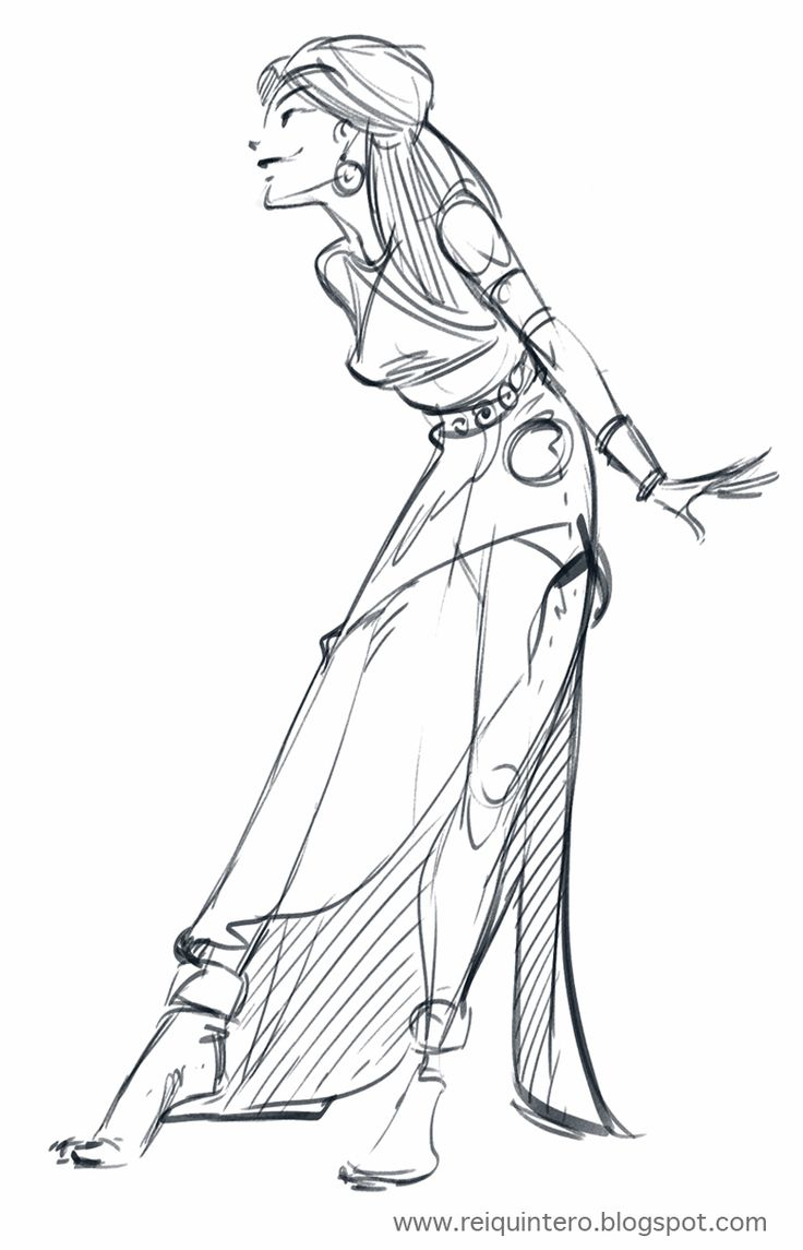 Single Line Character Art : Best ideas about female character design on pinterest