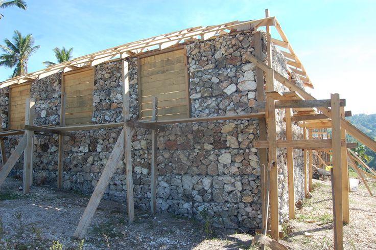 221 best hesco bastion  gabion type buildings images on pinterest