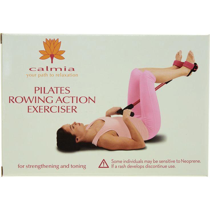 """Calmia"" Pilates Rowing Action Exerciser - TK Maxx"