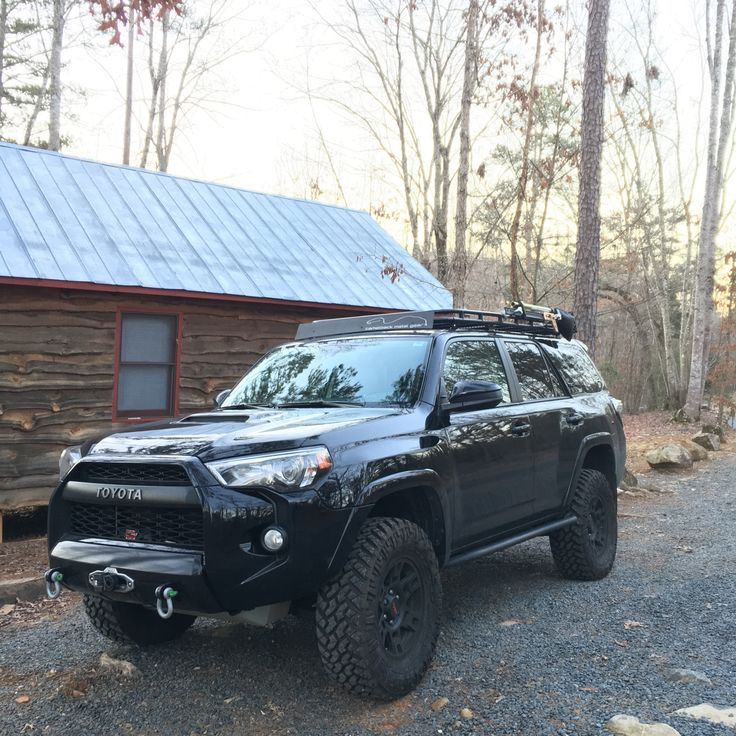 CharlestonFisher's TRD Pro Build Thread - Toyota 4Runner Forum - Largest 4Runner Forum