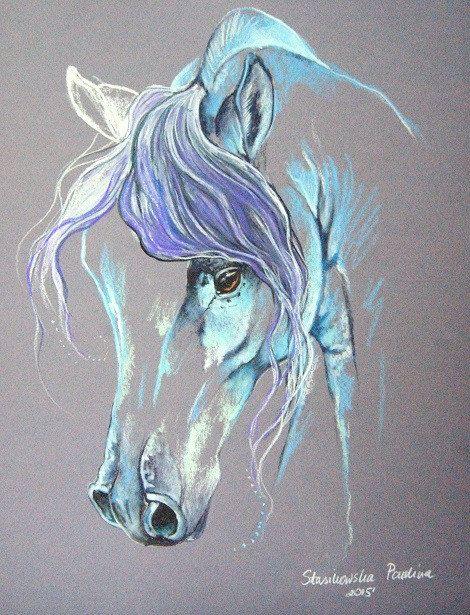 Magie des Pferdes von SpiritedAwayDesigns auf Etsy