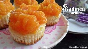 Balkabaklı Mini Cheesecake Tarifi