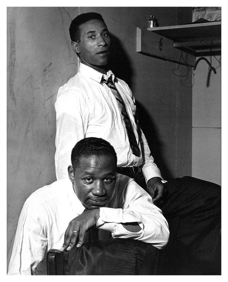 Clifford Brown & Max Roach, by Herman Leonard