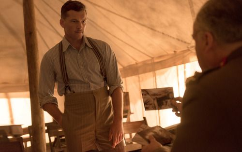 Sam Worthington in Deadline Gallipoli