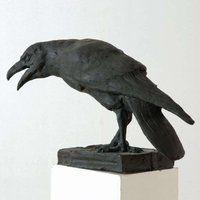 Raven by Waspdrake