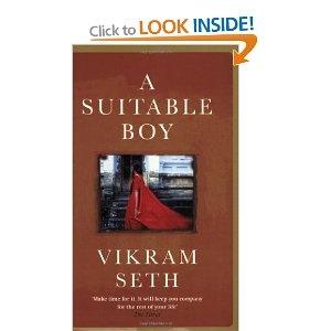 A Suitable Boy: Amazon.co.uk: Vikram Seth: Books