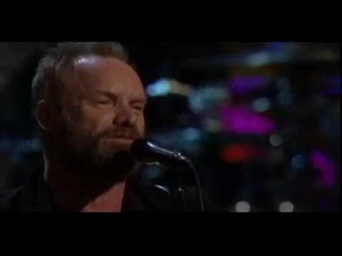 Stevie Wonder and Sting - Higher Ground (LIVE) 2009