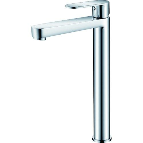 Basin Mixer Tap - Tall Round - Monsoon Showers