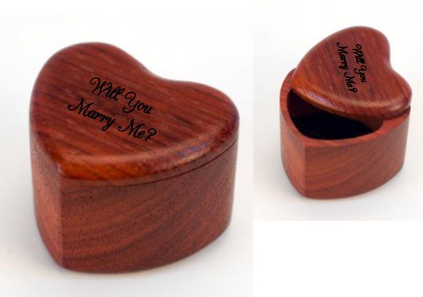 12 best images about engraved wooden ring boxes on for Design your own wooden ring