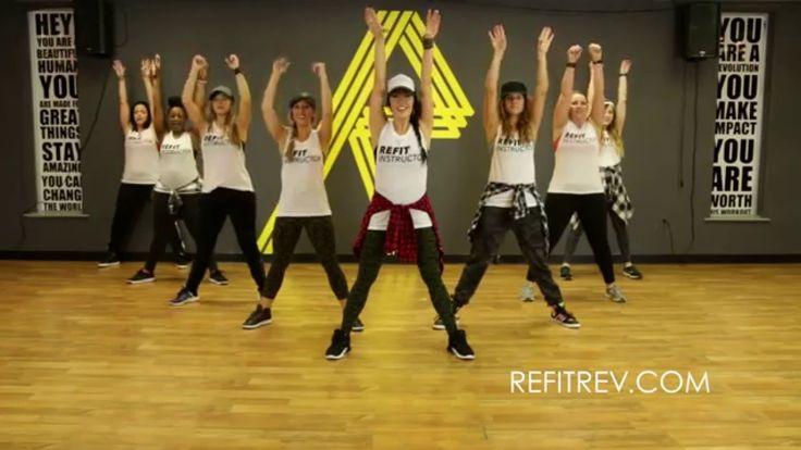 "Rachel Platten ""Stand By You"" II Dance Fitness Choreography ll REFIT® Re..."
