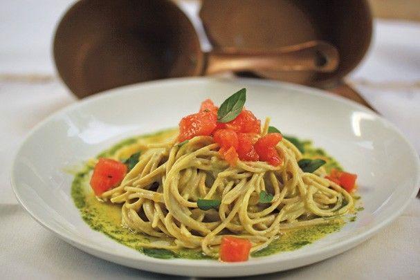Espaguete de abobrinha: opção veggie e saborosa