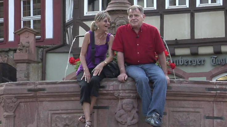 Barb & Ernie's: Mespelbrunn & Heimbuchenthal & Miltenberg am Main