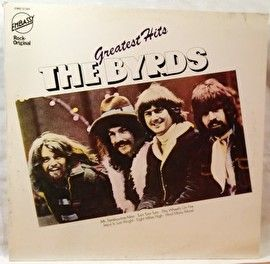 Byrds - Greatest Hits (LP)
