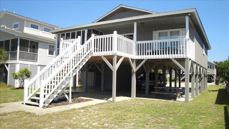 House vacation rental in Ocean Isle Beach, NC, USA from VRBO.com! #vacation #rental #travel #vrbo