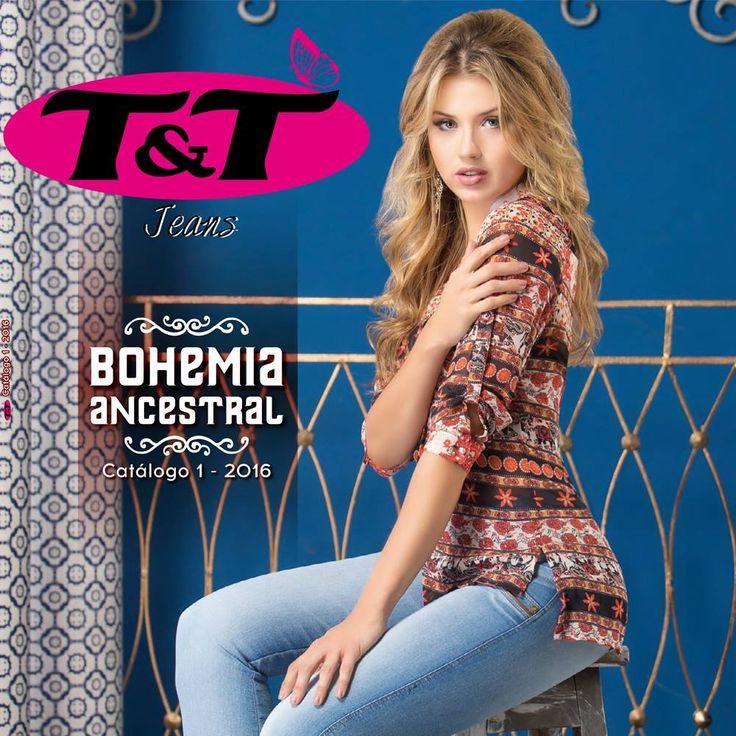 Catálogo 1ª Colección 2016 BOHEMIA ANCESTRAL