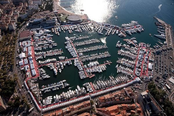 What to see in Cannes The Old Harbour Mega Yachts