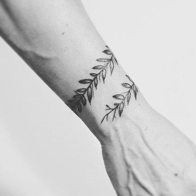 #tattoo #naturetattoo #plant